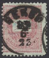 Hungary, 15 K. 1888, Sc # 29, Mi # 34B, Used - Hongrie