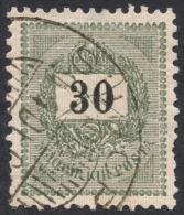 Hungary, 30 K. 1888, Sc # 32, Mi # 37B, Used - Hongrie