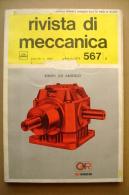 PBY/8 RIVISTA DI MECCANICA Elemac 567/a 1974/52^ Fiera Milano - Libri, Riviste, Fumetti