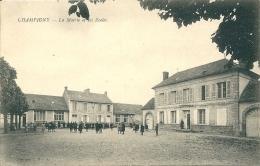 89  CHAMPIGNY -  La    Mairie Et Les  écoles - Champigny