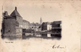 HALLE     Vue De Hal  (1901) - Halle