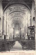 HALLE  Intérieur De L'Eglise Des RP Conventuels - Halle