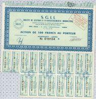 SGII - Banque & Assurance