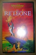 PBY/18  VHS Orig. Walt Disney IL RE LEONE 1995/ Cartoni Animati - Cartoni Animati