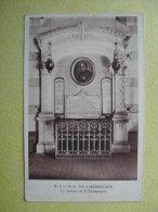 Notre-Dame De L´Hermitage. Le Tombeau Du V. Champagnat. - Noiretable