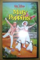 PBY/21  VHS Orig. Walt Disney MARY POPPINS 1985/ Cartoni Animati - Classic