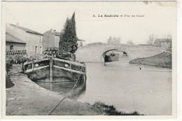 11- LA  RETORDE-PORT  DU  CANAL  N148 - France
