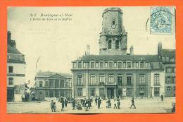 """Dpt  62  Boulogne Sur Mer  """"  L'hotel De Ville Et Le Beffroi  """" - Boulogne Sur Mer"""
