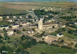 14  EVRECY           Vue Aérienne , L'église - Altri Comuni