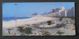 RIO JANEIRO   -  COPACABANA  (Nº04156) - Rio De Janeiro