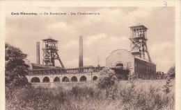 WINTERSLAG (Genk) - Zicht Der Koolmijnen - Vue Des Charbonnages - 1946 - Beernaert - Genk