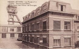 HENIN-LIETARD (62) / INDUSTRIES / MINES / La Fosse N°2 Dite Sainte-Henriette / Bureaux Des Mines De Dourges - Henin-Beaumont