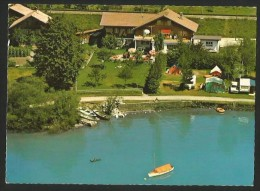 BRIENZ Jugendherberge Am See Flugaufnahme 1978 - BE Berne