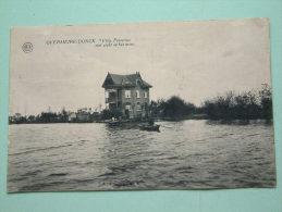 """OVERMEIRE DONCK """" Villa PRETORIA """" Met Zicht Op Het Meer / Anno 1922 ( Zie Foto Voor Details ) !! - Berlare"""