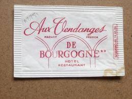 Emballage De Sucre Ancien LOGOPACK Aux Vendanges 55 - Sugars