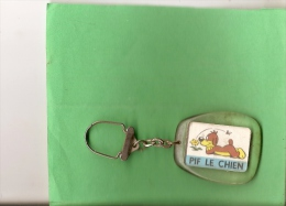 Porte-clefs Pif Le Chien - Sleutelhangers