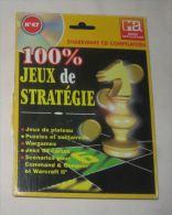 100% Jeux De Stratégie - CD