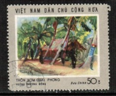 NORTH VIETNAM    Scott  # 551  VF USED - Viêt-Nam