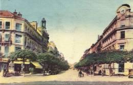 SAONE ET LOIRE-CHALON SUR SAONE Le Boulevard De La République-MB - Chalon Sur Saone