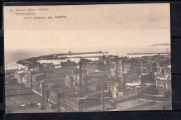 TARRAGONA.VISTA GENERAL DEL PUERTO.RARA NO CIRCULADA 1910 - Tarragona