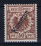 German Colonies: Kameroen Mi  6 MH/* - Kolonie: Kamerun