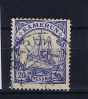 German Colonies: Kameroen Mi  23 Used
