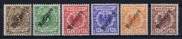 German Colonies: Marianen Mi  1 II -  II MH/*, 50 Pf Is Signed, Signiert