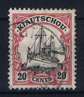 German Colonies: Kiatschou Mi  32 Used - Kolonie: Kiaochow