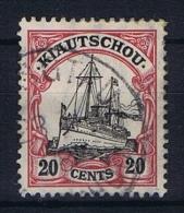 German Colonies: Kiatschou Mi  32 Used