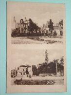 Parochie St. Antonius Van Padua Te BALGERHOEKE Adegem ( Maldegem ) Anno 1953 ( Zie Foto Voor Details ) !! - Eeklo