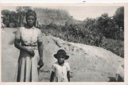 YOKO (CAMEROUN) 6 AFRIQUE D'AUJOURD'HUI ET DE DEMAIN (FEMME ET ENFANT) - Cameroun