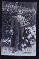 FAMILLE  1910 LEON ET ADRIENNE  A SITUER CP  PHOTO