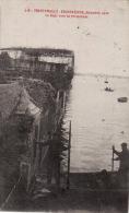 TRENTEMOULT Inondations - Decembre 1910 - Le Quai Vers La Promenade - Francia