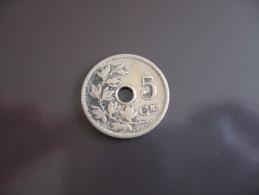 5 Centimes 1906 à Trou - Belgique - 03. 5 Centimes