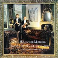 * LP *  JAAP VAN ZWEDEN & HAN DE VRIES - TWEE HOLLANDSE MEESTERS (Holland 1986 EX!!!) - Klassiekers