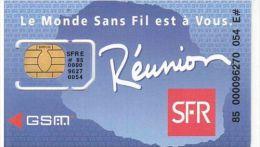 Reunion - GSM - SFR, Mint - Reunion