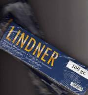 HAWID Mix 3x 100Gramm Klemmstreifen Klar Neu 35€ Zum Schutz Von Briefmarken Sortiment LINDNER Paket Off-cut Strips Clear - Schutzhüllen