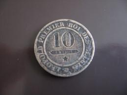 10 Centimes 1862 - Belgique - 1831-1865: Léopold I