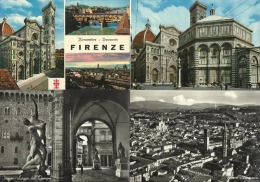 FIRENZE - FLORENCE - Lot De 13 CPM-CPSM (une écrite) - Firenze