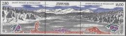 Saint-Pierre & Miquelon 1993 Yvert 586A Neuf ** Cote (2015) 10.00 Euro Patrimoine Naturel - St.Pierre & Miquelon