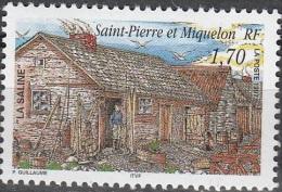 Saint-Pierre & Miquelon 1997 Yvert 644 Neuf ** Cote (2015) 1.20 Euro La Saline - Neufs