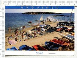 RAGUENES  En  NEVEZ   -   La Plage Et Les  Iles  - Voiliers -   Barques - France
