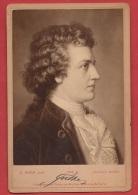 BAL-15 Johann Wolfgang Von Goethe  Hader Pixit. - Chromos