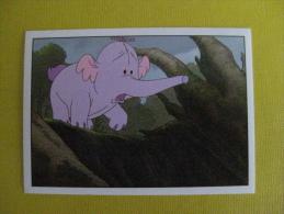 PANINI  Winnie L'ourson Et L'éfélant / Disney /  N°188 - Panini