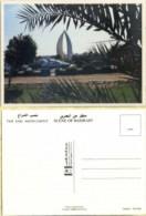 Ak Bahrein - Manama - The Sail Monument - Bahrein