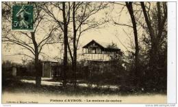 93 -NEUILLY-PLAISANCE-  Plateau D´AVRON-La Maison De Carton- - Neuilly Plaisance