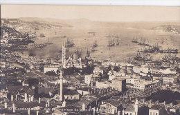 Ak - Cpa CONSTANTINOPLE - Vue Panoramique Du Port Et Du Bosphore - Turchia