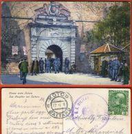 KOTOR - Glavna Vrata Kotora ( Montenegro ) * Travelled  * K.u.K. MILITAR - Montenegro