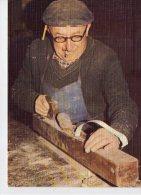 Métiers..le Menuisier..rabot..bois..menuiserie - Craft