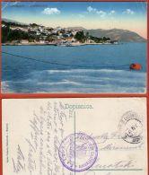 HERCEGNOVI ( Herceg Novi ) - Castelnuovo ( Montenegro ) * Travelled  * K.u.K. Militar CATTARO - CASTELNUOVO - Montenegro